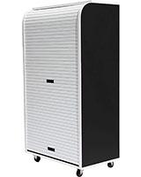 Medium Rolling Cabinet Black - Rolling-C