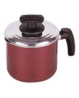 Timeless Milk Pot With Lid - Nouval