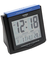 Desktop Digital Clock DQ-750F-1DF - Casio
