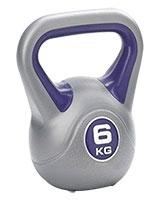Kettlebell / Dumbbell Ball 6 Kilogram NDMB-6 - Energy