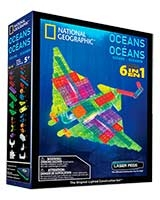 6 In 1 Oceans - Laser Pegs