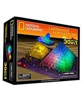 30 In 1 Landmarks & Archeology - Laser Pegs