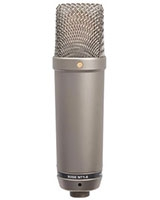 "Incredibly Quiet 1"" Cardioid Condenser Microphone NT1-A - Rode"