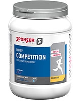 Competition Raspberry 1000g 1 jar + Free Water Bottle 500 ml - Sponser