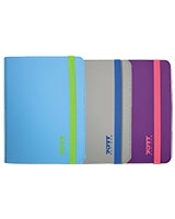 Noumea Universal 7/8'' Portfolio For Tablet - Port