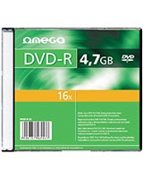 DVD-R 4.7GB 16X - Omega