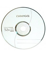 CD-R 700MB 52X - Omega