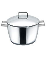 Optima Stainless Stain Stew Pot - Zahran