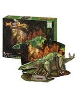 Stegosaurus 3D Puzzle P670H - Cubic Fun