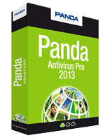 Anti virus pro 2013 1 Year - 1 User - PANDA