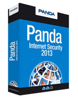 Internet security 2013 1 Year - 1 User - PANDA