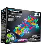 12 In 1 Formula Racer - Laser Pegs