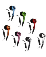 EarPollution Plugz Ear Buds with Mic - iFrogz