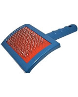 Pet Brush Red / Blue - AM