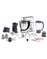 Kitchen Machine Masterchef Compact 4.6 Liter - Moulinex