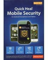 Mobile security 2012 1 Years - 1 Users - Quick Heal