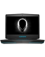 Alienware 14 Gaming Laptop i7-4710MQ/ 16G/ 1 TB HDD + 256 GB SSD/  nVidia 2GB/ Win 8/ Silver - Dell