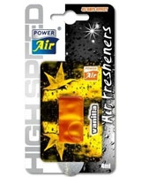 Air Freshener High Speed Vanilla - Power Air
