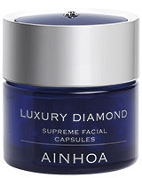 Luxury Diamond Supreme Facial 30 Capsules - Ainhoa