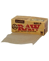 Rolling Papers Rolls 3m - Raw