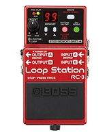 Loop Station RC-3 - Boss