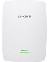 N300 Wireless Range Extender RE3000W - Linksys