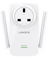 AC1200 Amplify Dual-band Wi-fi Range Extender RE6700 - Linksys