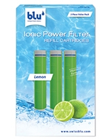 Ionic Power Filter Refill Cartridges Lemon - blu