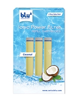 Ionic Power Filter Refill Cartridges Coconut - blu