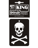 Air Freshener King Road Sport Fresh - Power Air