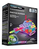8 In 1 Photon Runner - Laser Pegs