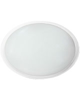Round LED Bulkhead MPL9 15W Cool White - Noorina