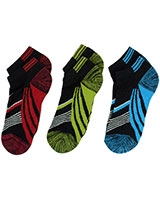 Teens Pack of 3 Socks 6159 Multi-Color - Solo