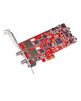 Dual DVB-S2 PCIe S482 - Tevii