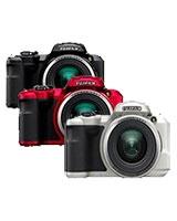 Digital Camera 16 Megapixels FinePix S8600 - Fujifilm