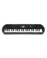 Mini Keyboard SA-77 - Casio + Casio AC adaptor