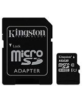 Micro SDHC Class 10 16GB SDC10G2/16GB - Kingstone