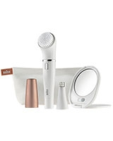 Face 831 Facial Epilator & Facial Cleansing Brush  - Braun