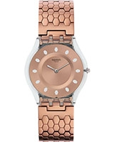 Ladies' Watch Skins SFE100GA - Swatch