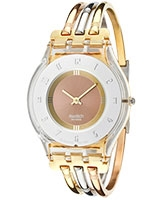 Ladies' Watch Tri-gold SFK240A - Swatch