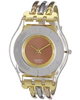 Ladies' Watch Tri-gold Small SFK240B - Swatch