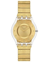 Ladies' Watch Warm Glow SFK355G - Swatch