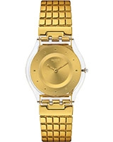 Ladies' Watch Skins Golden Lips L SFK394GA - Swatch