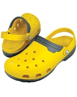 Duet Yellow/Graphite - Crocs