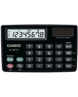 Calculator SL-787TV-BK - Casio