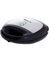 Sandwich Maker 3 in 1 Black SM27409A - Mienta
