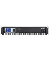 Wavedynamics™ Dual-channel Power Amplifier 2 X 500 W SMA500 - Audac
