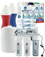 1 RO Filter + 2 Filter Cartridges Economic Pack + 2 Ice Bottle 0.75 Liter - Tank