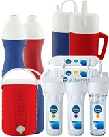 1 Ultra Pure Filter + 1 Ice Tank 16 Liter + 1 Ice Tank 2.5 Liter + 1 Ice Bottle 0.75 Liter - Tank