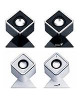 Cubed Stereo Speaker SP-D120 - Genius